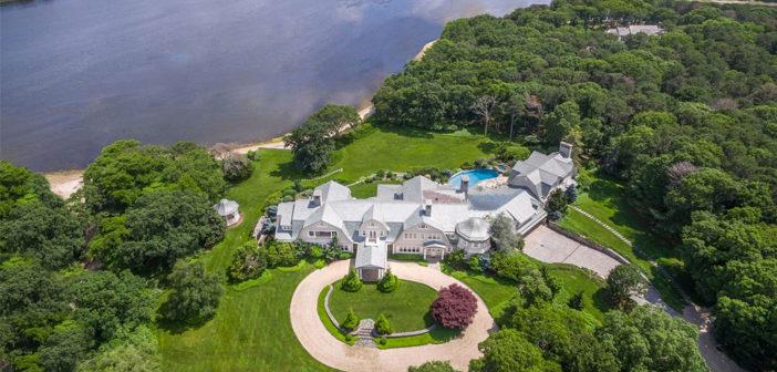 Estate of the Day: $75 Million Burnt Point Mansion in Wainscott, New York
