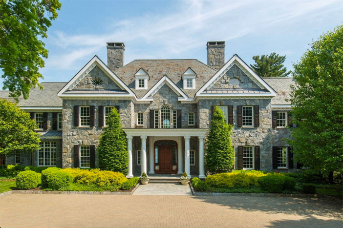 Estate of the Day: $11.9 Million Elegant Waterfront Georgian Colonial  Mansion in Connecticut