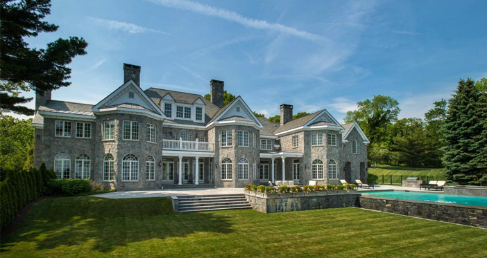$11.9 Million Elegant Waterfront Georgian Colonial Mansion in Connecticut 12