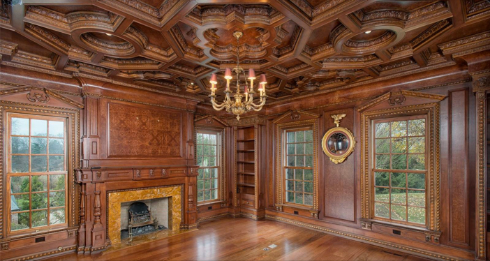 $11.9 Million Elegant Waterfront Georgian Colonial Mansion in Connecticut 15