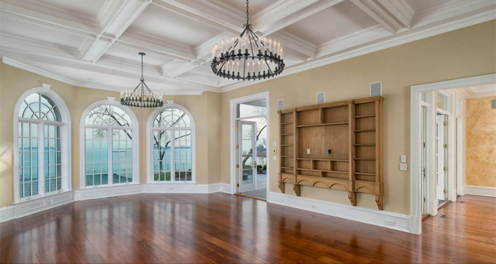 $11.9 Million Elegant Waterfront Georgian Colonial Mansion in Connecticut 17