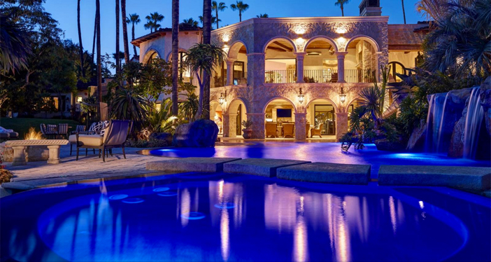 $12.9 Million Luxurious Exotic Mansion in Rancho Santa Fe California 17