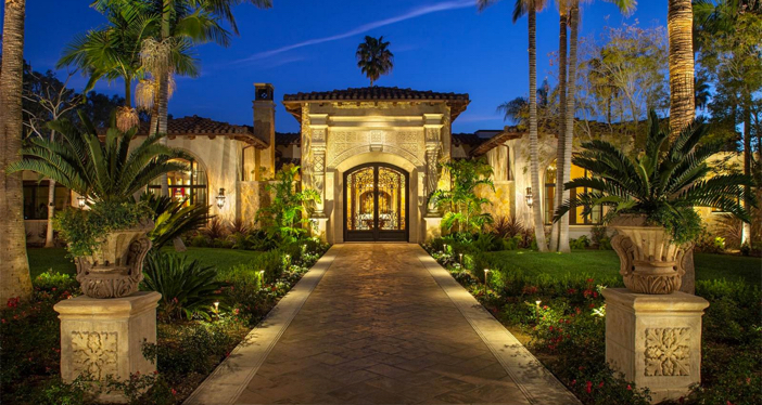 $12.9 Million Luxurious Exotic Mansion in Rancho Santa Fe California 3
