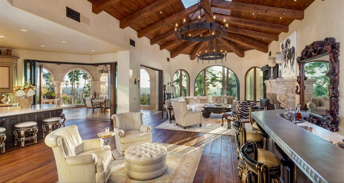 $12.9 Million Luxurious Exotic Mansion in Rancho Santa Fe California 9