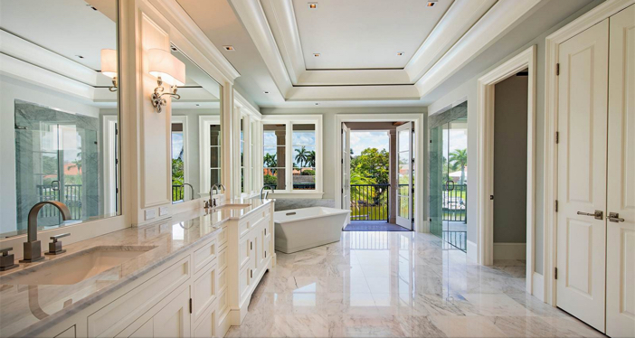 $14.5 Million Waterfront Cutlass Cove Beach Cove Estate in Naples Florida 11