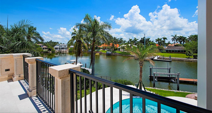 $14.5 Million Waterfront Cutlass Cove Beach Cove Estate in Naples Florida 12