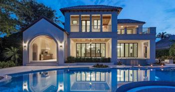 $14.5 Million Waterfront Cutlass Cove Beach Cove Estate in Naples Florida 2