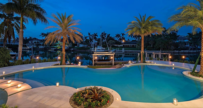 $14.5 Million Waterfront Cutlass Cove Beach Cove Estate in Naples Florida 4