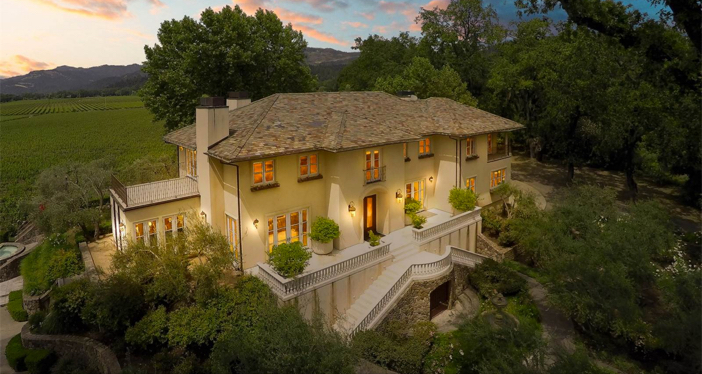 $18.9 Million Winery Estate in St. Helena California 2