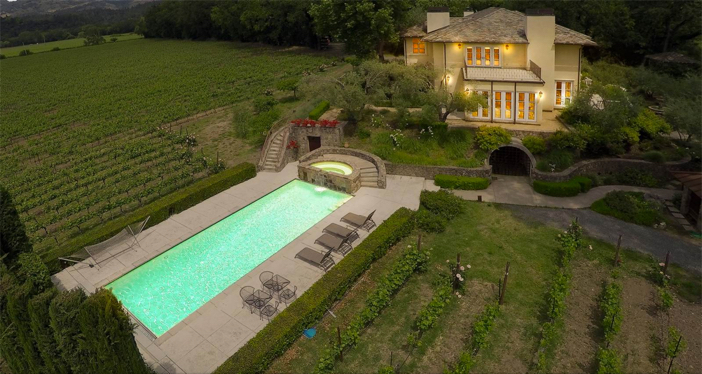 $18.9 Million Winery Estate in St. Helena California 4