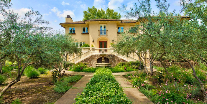 $18.9 Million Winery Estate in St. Helena California 5