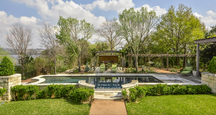 $19.9 Million Commander's Point English Manor in Austin Texas 21