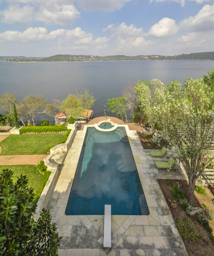 $19.9 Million Commander's Point English Manor in Austin Texas 22