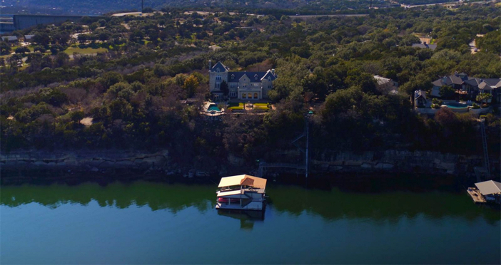 $19.9 Million Commander's Point English Manor in Austin Texas 25