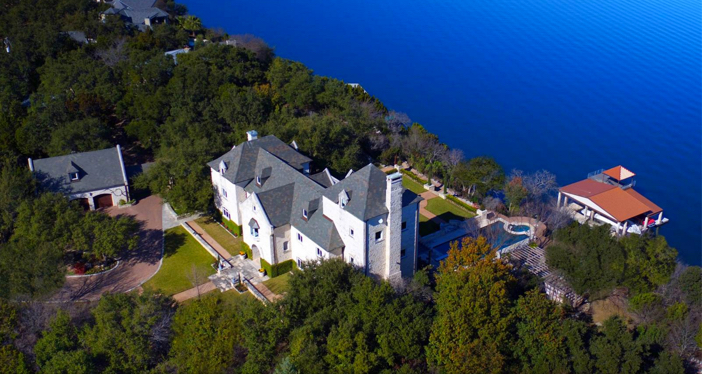 $19.9 Million Commander's Point English Manor in Austin Texas 3