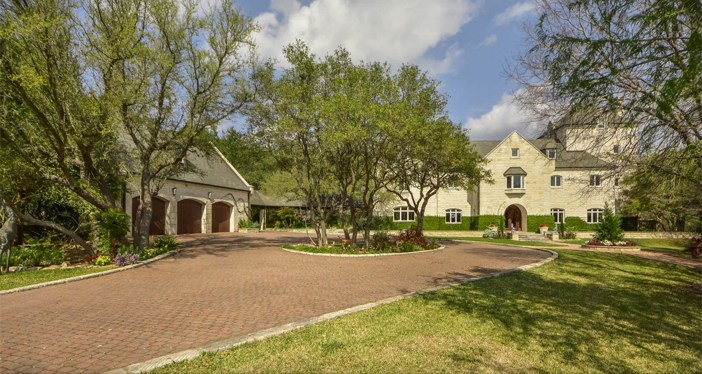 $19.9 Million Commander's Point English Manor in Austin Texas 7
