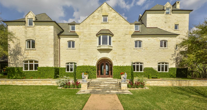 $19.9 Million Commander's Point English Manor in Austin Texas 8