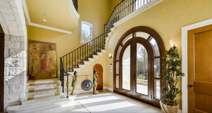 $19.9 Million Commander's Point English Manor in Austin Texas 9