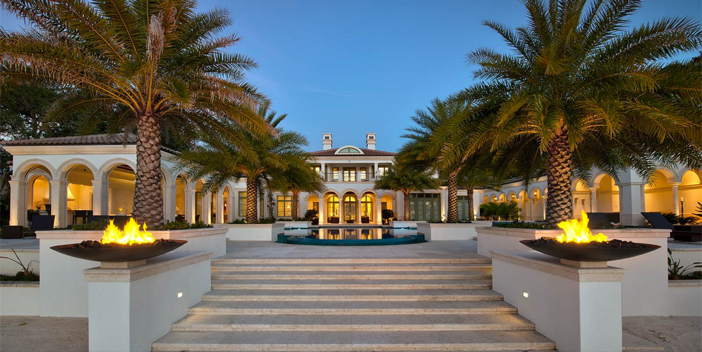 $25.5 Million Luxury Palladian Estate in Fort Myers Florida 10