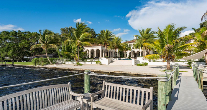 $25.5 Million Luxury Palladian Estate in Fort Myers Florida 19