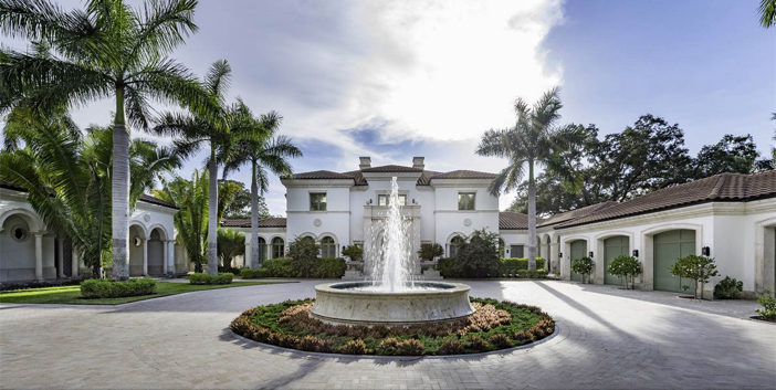 $25.5 Million Luxury Palladian Estate in Fort Myers Florida 3