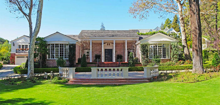 Estate of the Day: $28 Million Paul Williams Estate in Beverly Hills, California