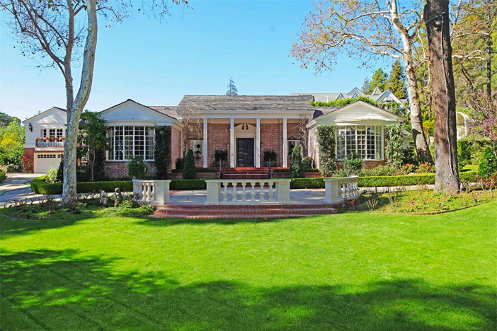 $28 Million Paul Williams Estate in Beverly Hills California