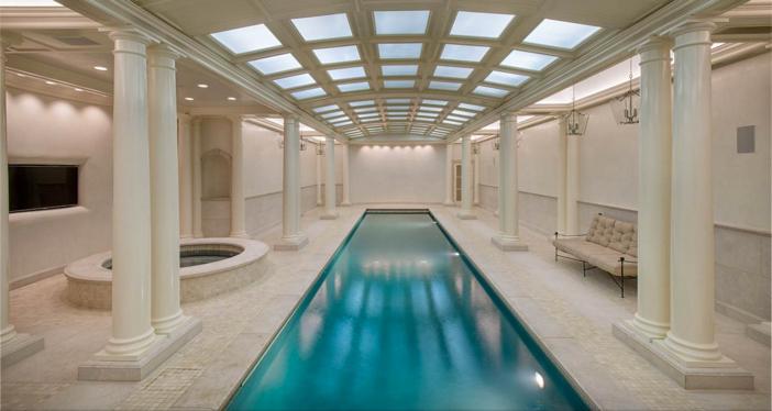 $29.5 Million Stone Georgian Mansion in Greenwich Connecticut 12