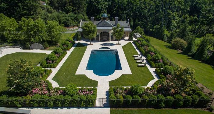 $29.5 Million Stone Georgian Mansion in Greenwich Connecticut 17