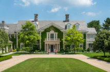 $29.5 Million Stone Georgian Mansion in Greenwich Connecticut 2