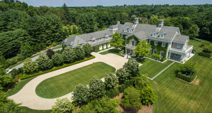 $29.5 Million Stone Georgian Mansion in Greenwich Connecticut 3