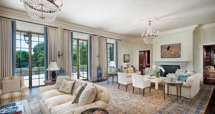 $29.5 Million Stone Georgian Mansion in Greenwich Connecticut 5