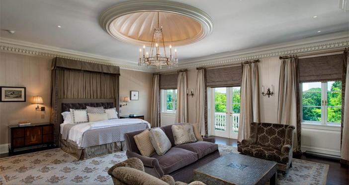$29.5 Million Stone Georgian Mansion in Greenwich Connecticut 9