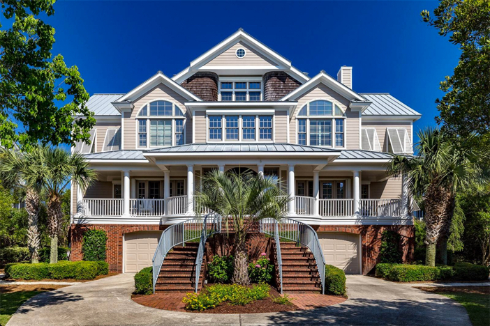 $3.75 Million Oceanfront Estate in South Carolina