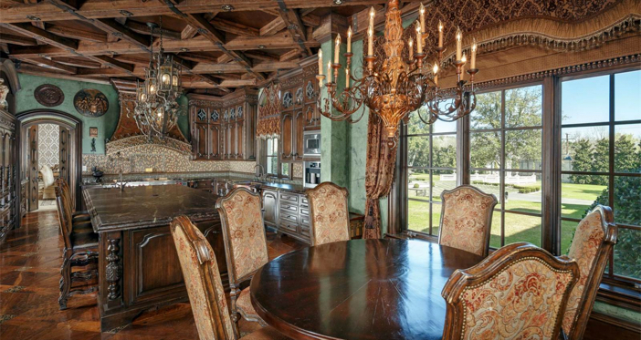 $32 Million Opulent French Mansion in Dallas Texas 11