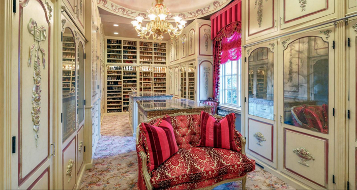 $32 Million Opulent French Mansion in Dallas Texas 13