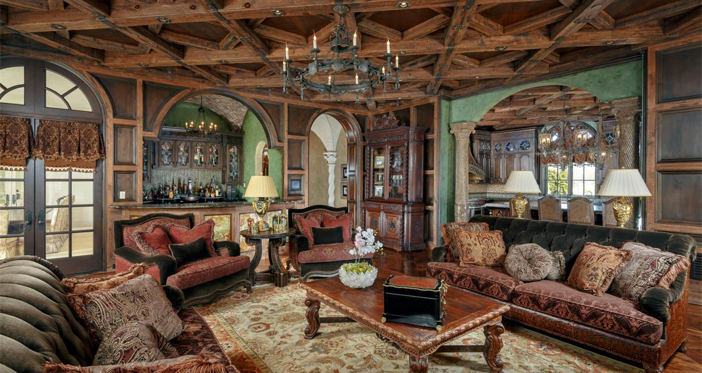 $32 Million Opulent French Mansion in Dallas Texas 8