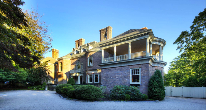 $4.1 Million Historic Commodore William Edgar House in Newport Rhode Island 4