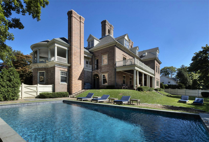 $4.1 Million Historic Commodore William Edgar House in Newport Rhode Island