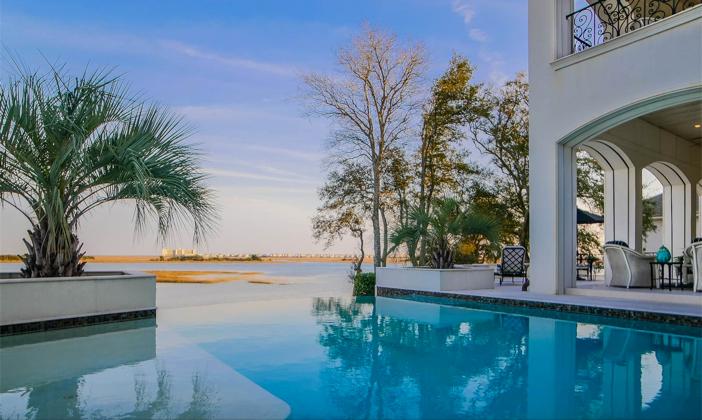 $5.2 Million Spectacular Mediterranean Revival in Wilmington North Carolina 13