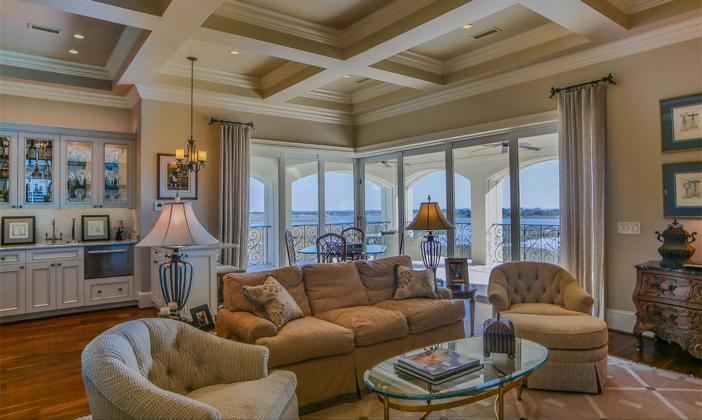 $5.2 Million Spectacular Mediterranean Revival in Wilmington North Carolina 2