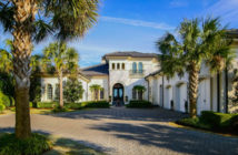$5.2 Million Spectacular Mediterranean Revival in Wilmington North Carolina