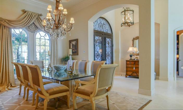$5.2 Million Spectacular Mediterranean Revival in Wilmington North Carolina 6