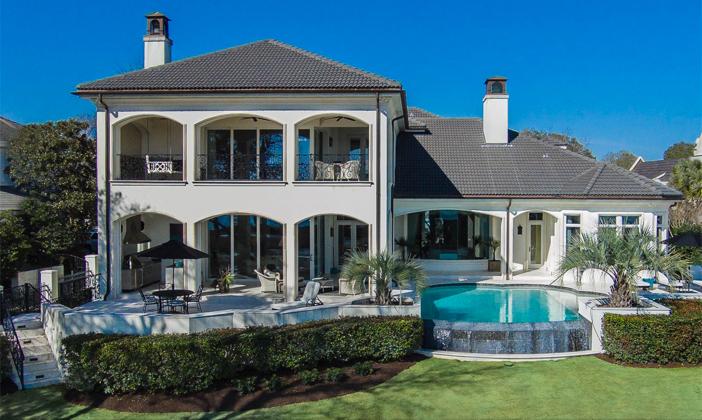 $5.2 Million Spectacular Mediterranean Revival in Wilmington North Carolina 7