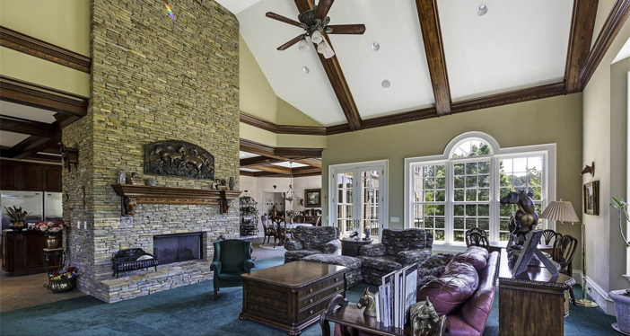 $8 Million Grand Equestrian Estate in Westminster South Carolina 14