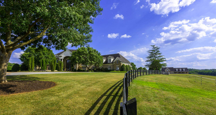 $8 Million Grand Equestrian Estate in Westminster South Carolina 18