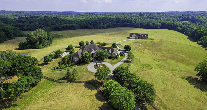 $8 Million Grand Equestrian Estate in Westminster South Carolina 3