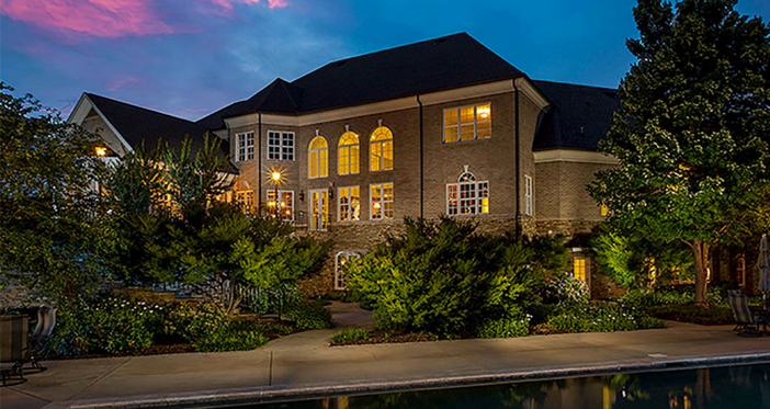 $8 Million Grand Equestrian Estate in Westminster South Carolina