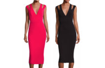ABS Cutout Midi Dress 5