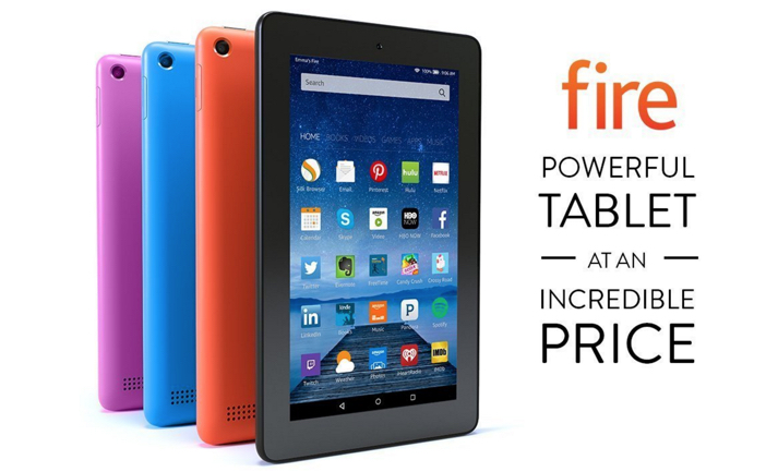 Amazon Fire Tablet 2